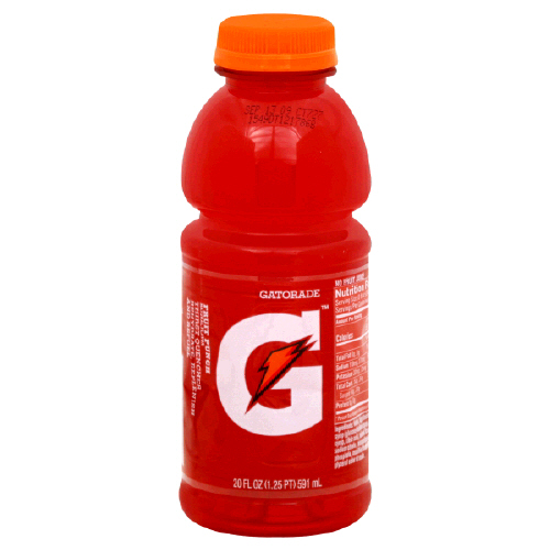 How Many Teaspoons of Sugar Are in a 20 Ounce Gatorade?