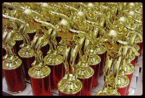 Trophies For Everyone Makes For Everyone Mediocre