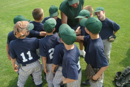 Six Ways Parents Can Help Prevent Sports Injuries