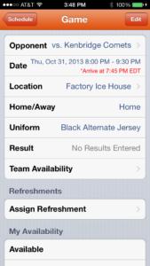 Uniform iOS