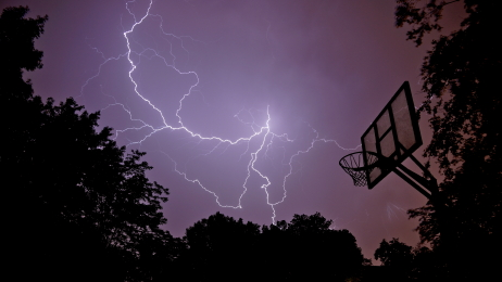 Lightning Safety: Four things parents, children, athletes and coaches need to know