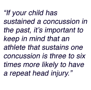 Concussions: More Than a Bump on the Head