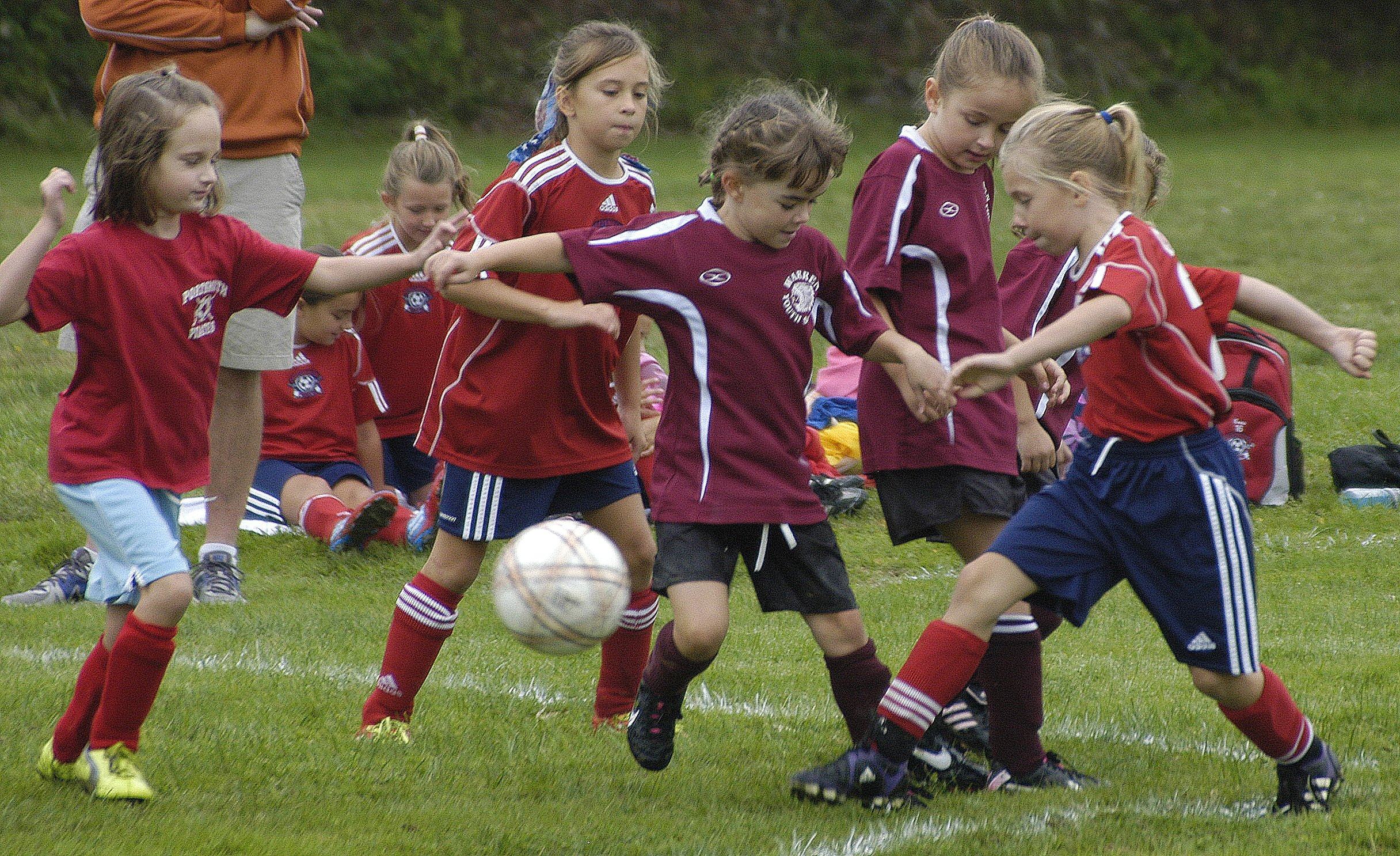 Keep Girls in Youth Sports with These 5 Simple Tips