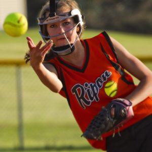 Softball Throw