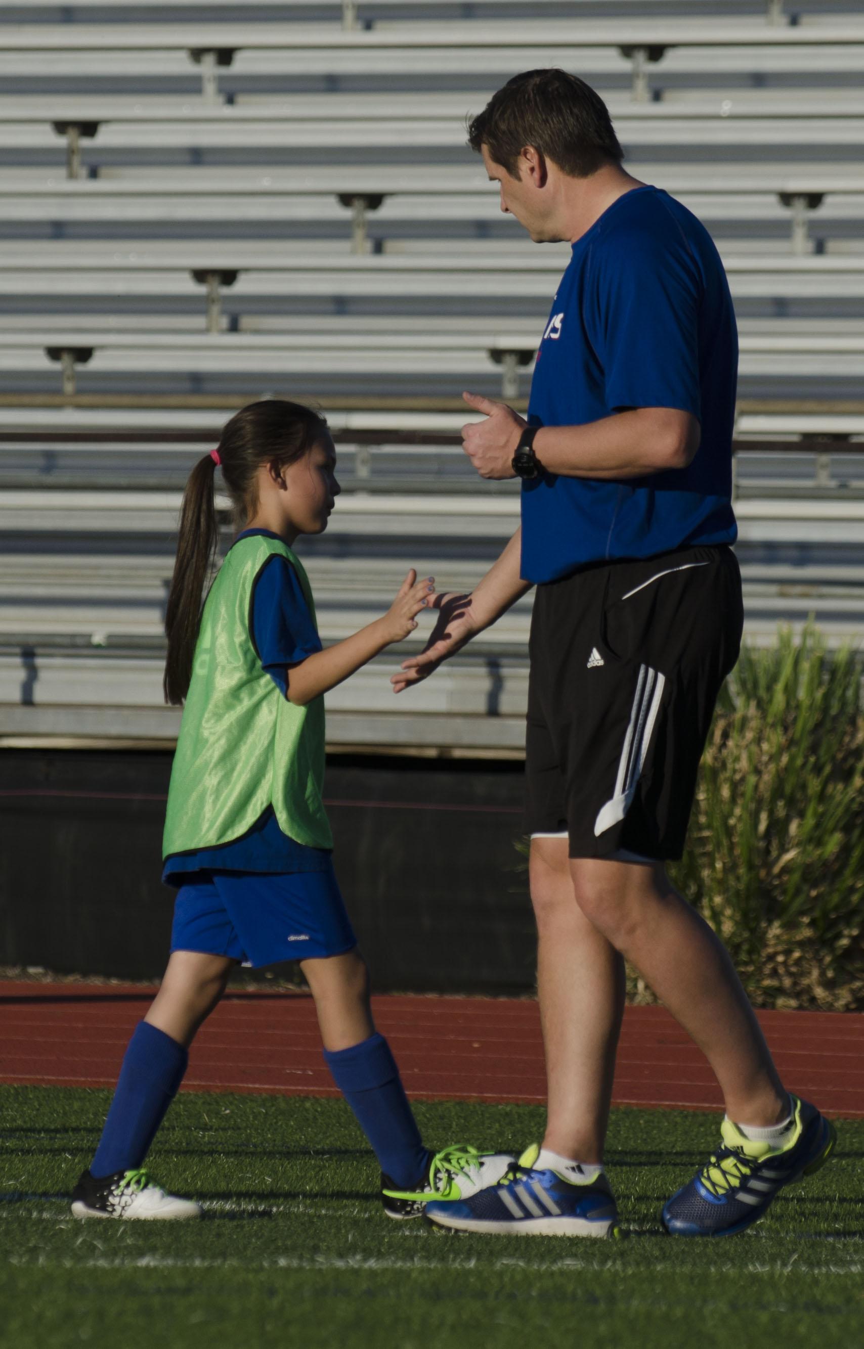 Coach High Five