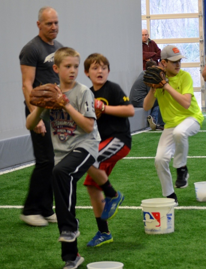 Youth Pitchers