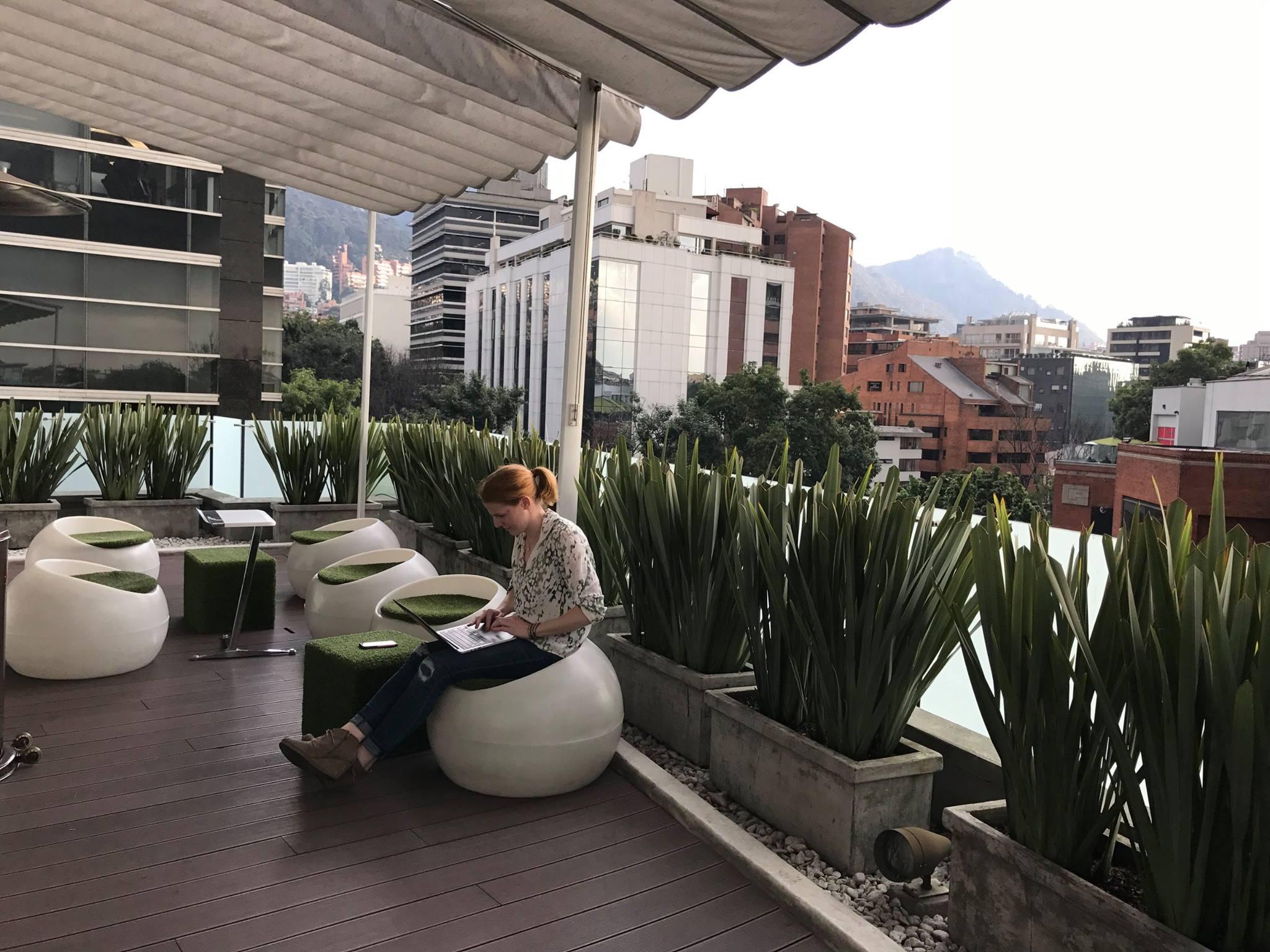 The Mobile TeamSnapper, Part 2: Bogota