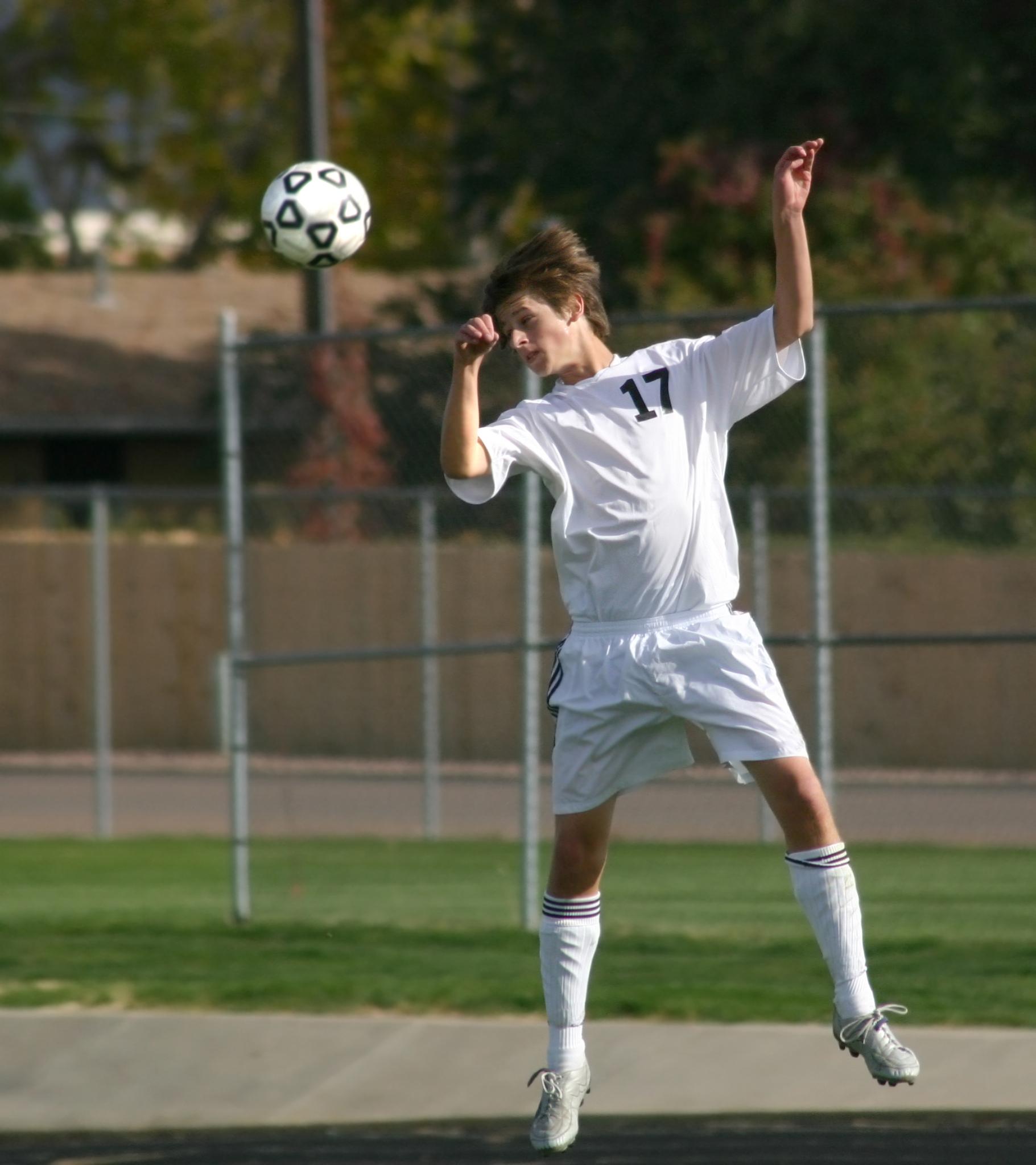 Soccer Header