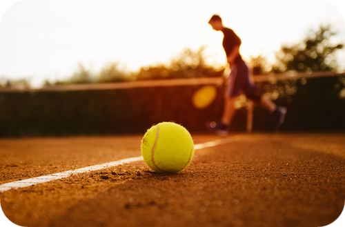 Tennis Can Help You Live Longer