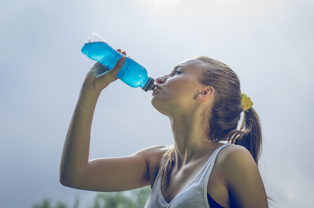 How Healthy Are Sports Drinks, Anyway?
