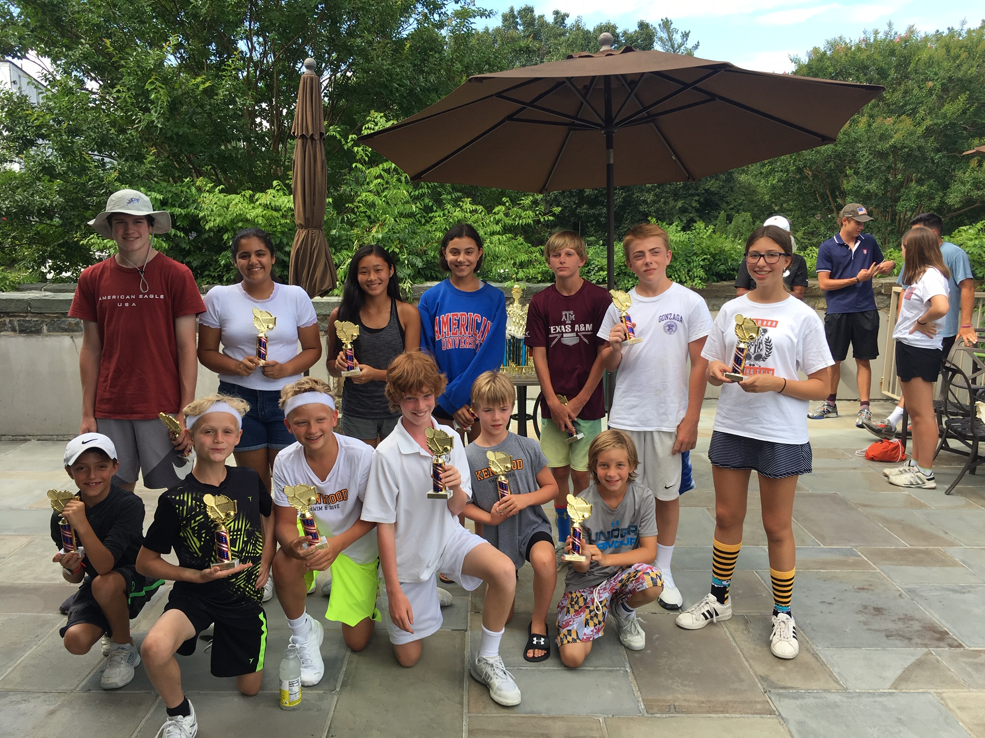 Tennis Club Comes Up Aces With TeamSnap