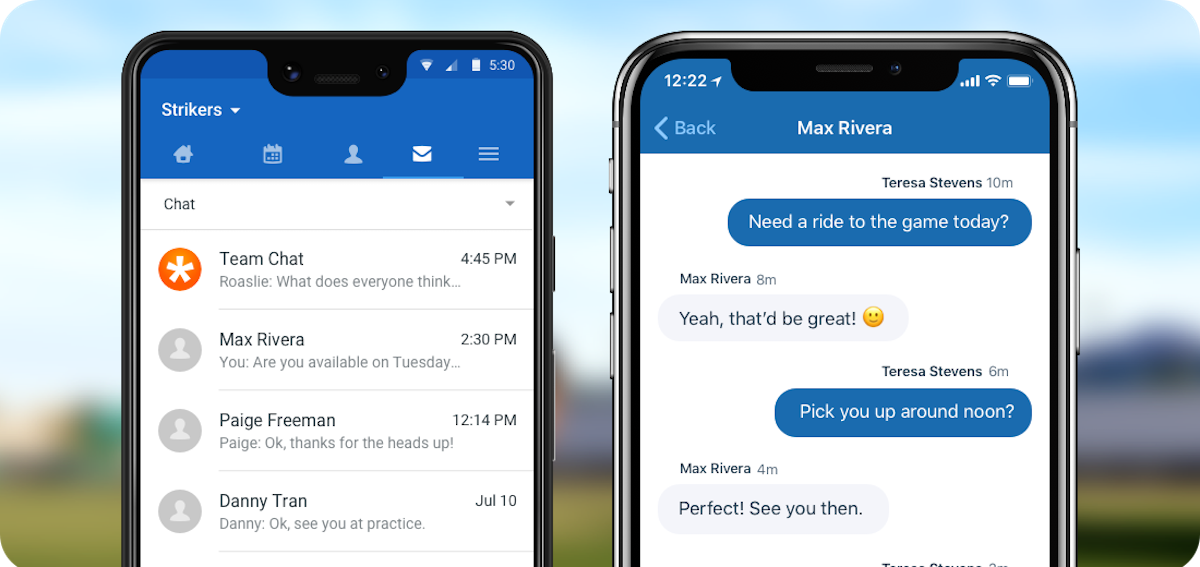 Feature Release: Direct Messaging