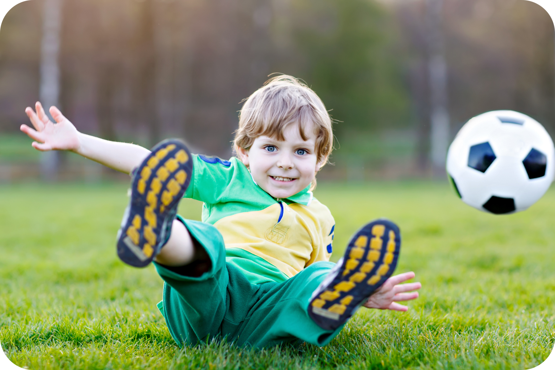 7 Reasons Playing Sports Should Be a Joy for Your Child