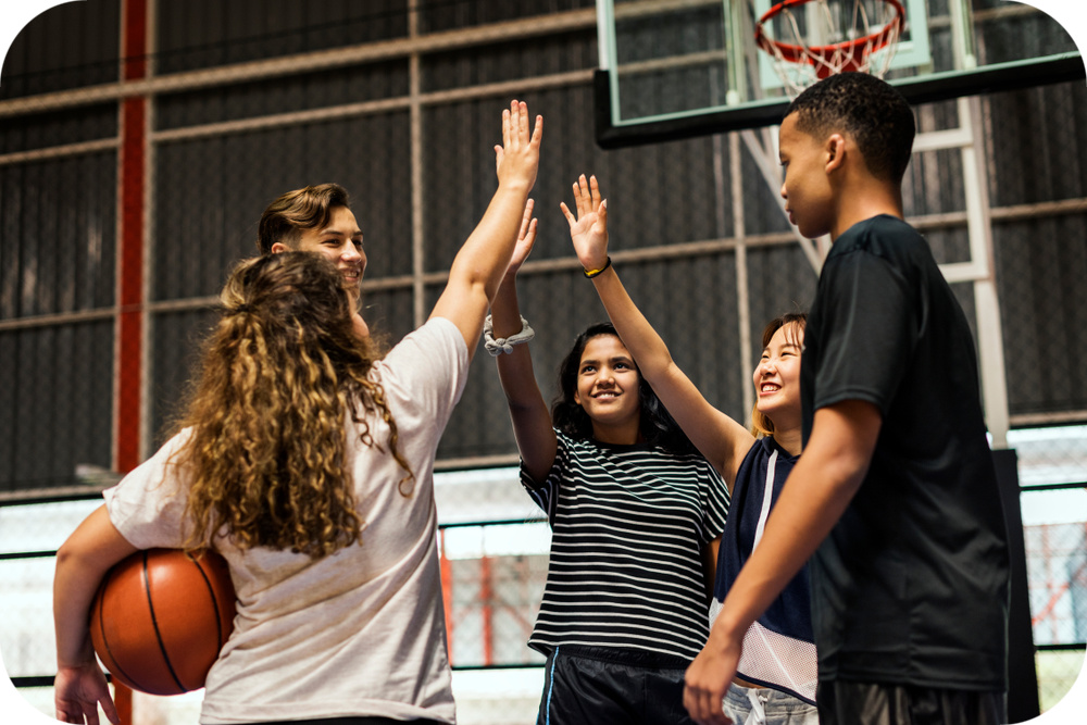 How to Help Your Young Athlete Get Along