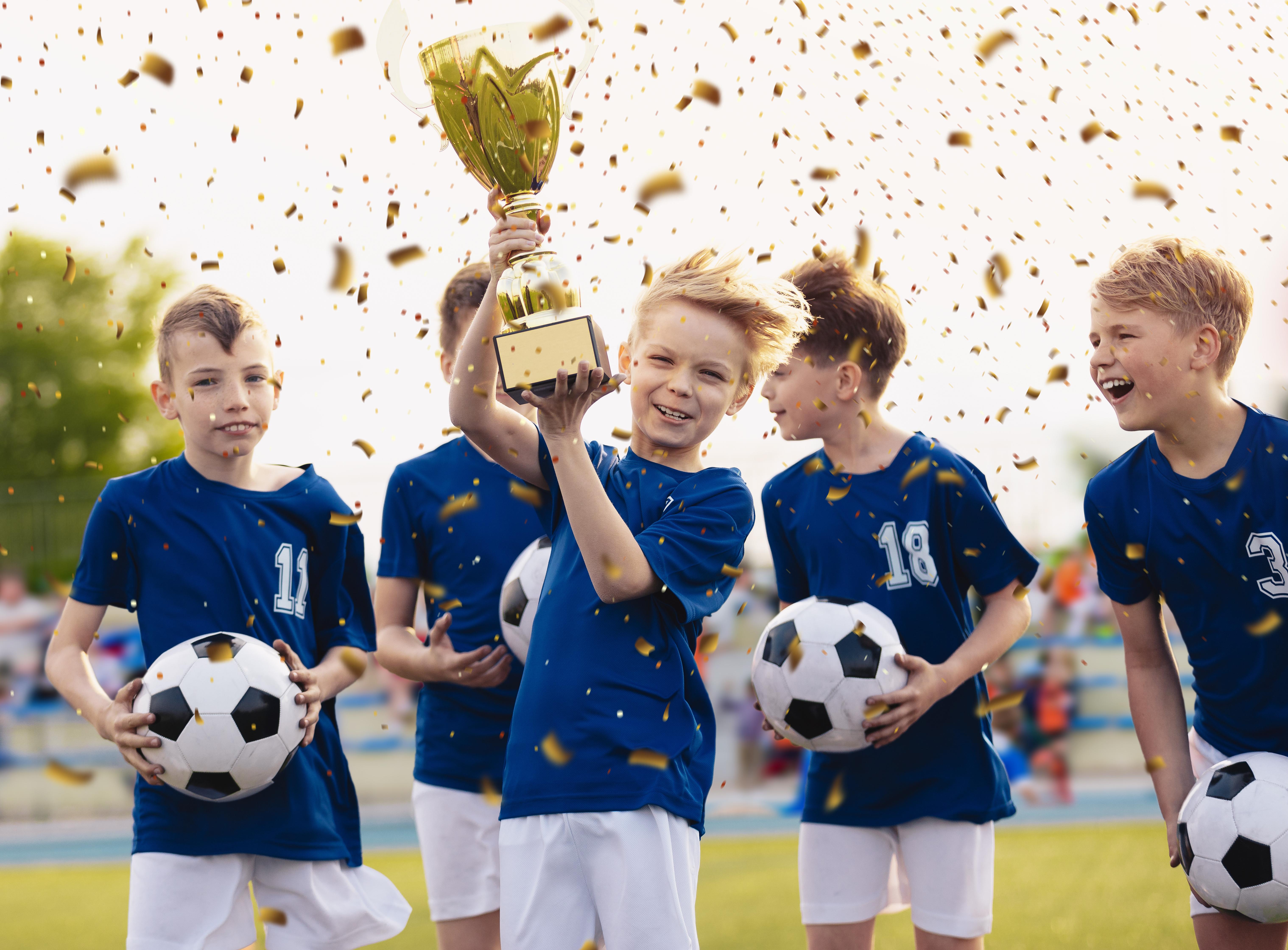 Winning in Youth Sports