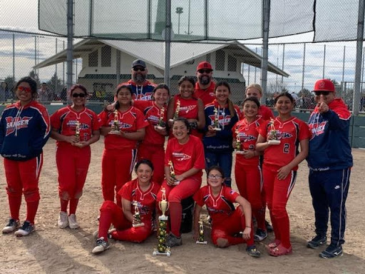 DQ<sup>®</sup> Beyond the Game Contest Winner: Sanger Warriors Softball