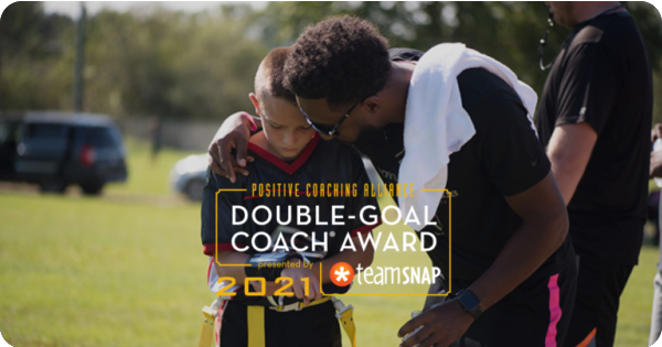 2021 Regional Double-goal Coach® Award Winners Presented By Teamsnap & Positive Coaching Alliance