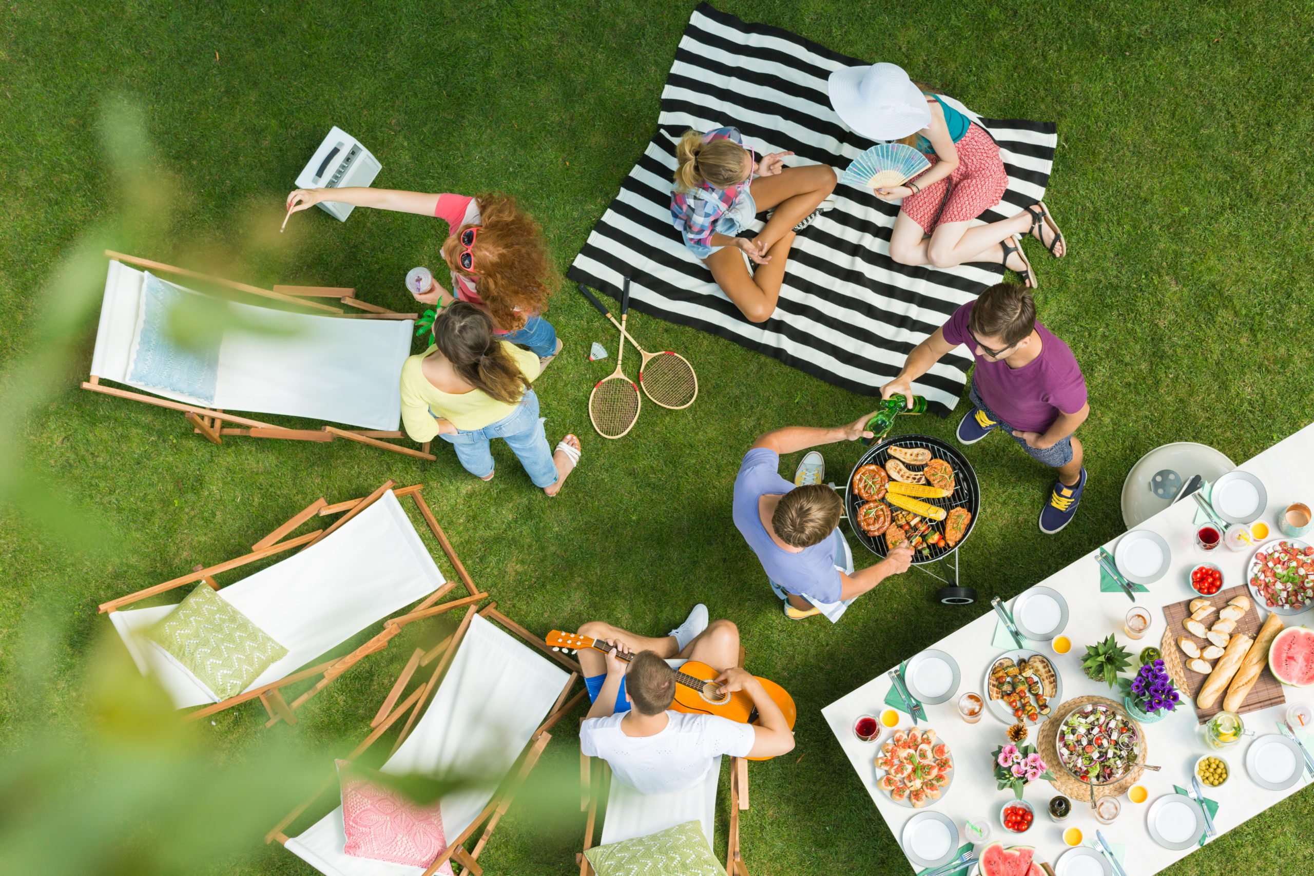 Fire Up Fun with Johnsonville: Set Up the Ultimate Summer Tournament With These 6 Backyard Games