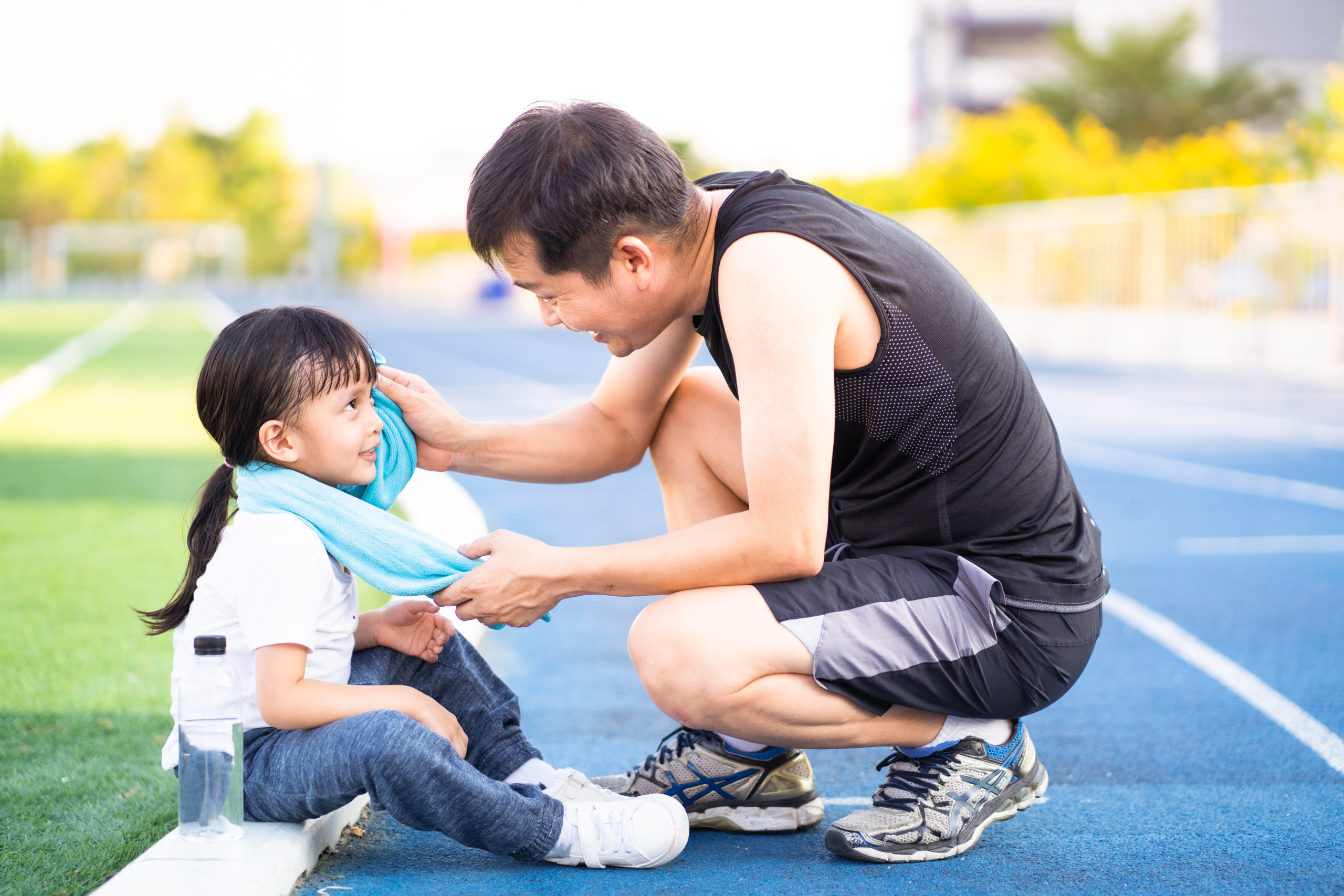 A Parent's Guide to Getting Kids Involved in Sports