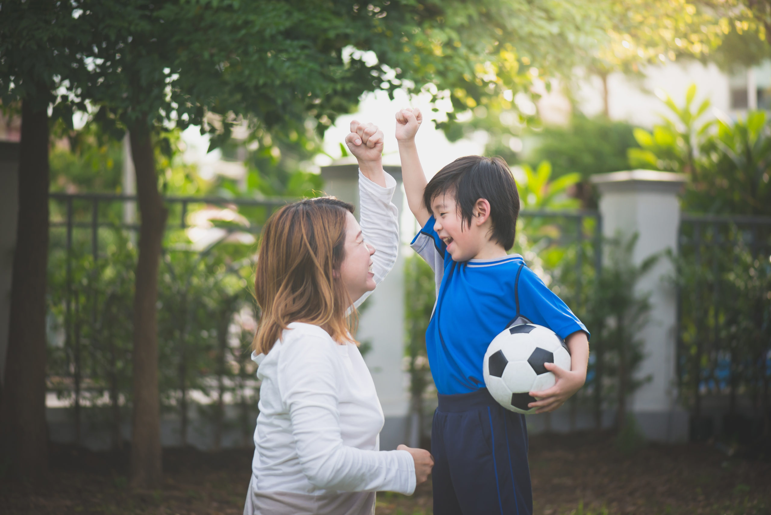 How To Talk to Your Kids About Winning and Losing In Sports